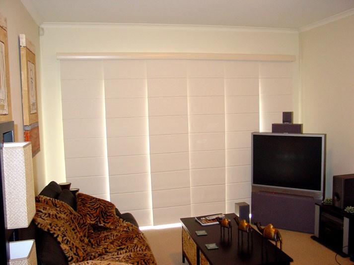 cortinas cocina puerta terraza