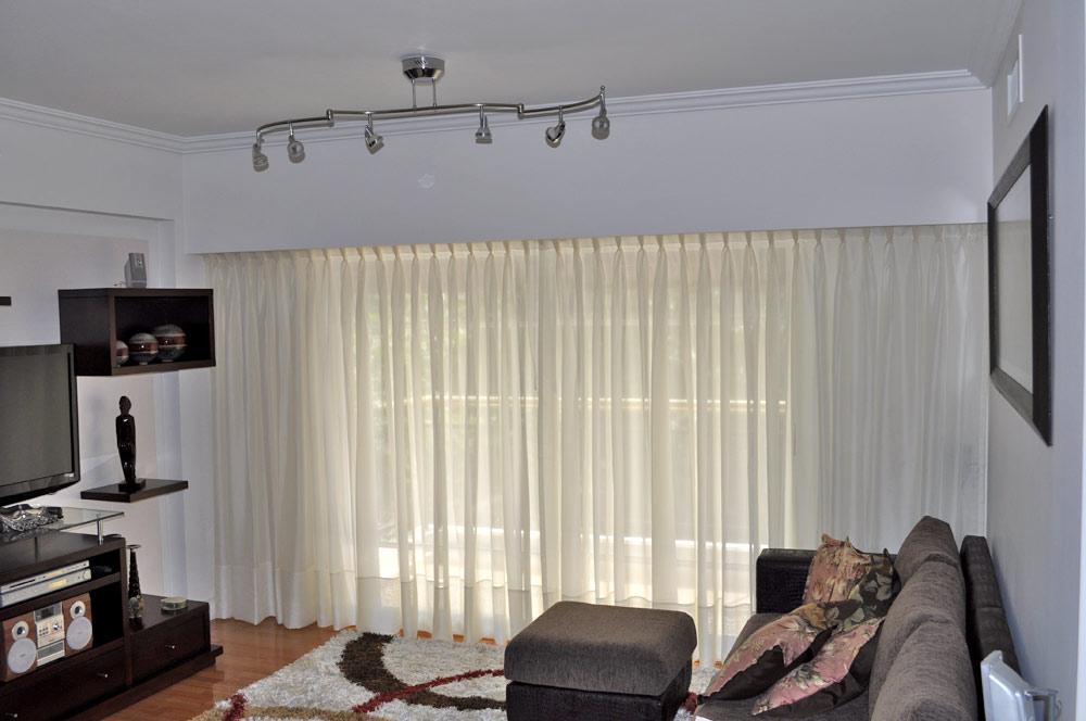 Cortinas combinadas con estores simple las cortinas - Combinar cortinas y estores ...
