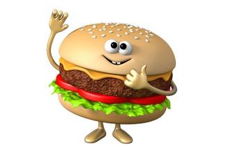 Alimentos 3d Divertidos
