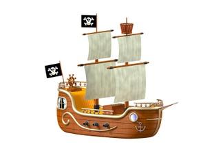 Piratas 3d
