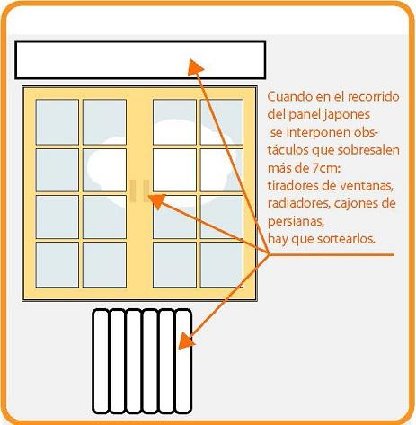 separe la cortina de lamas verticales de la pared ms de cm tenemos varias de estas escuadras disponibles segn sus necesidades